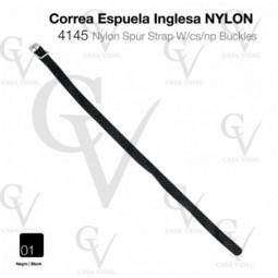 CORREA ESPUELA INGLESA NYLON