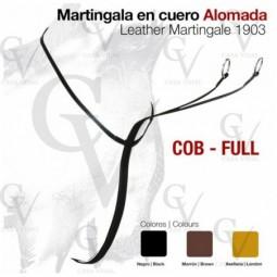 MARTINGALA EN CUERO ALOMADA