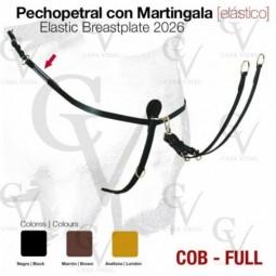 PECHPETRAL CON MARTINGALA