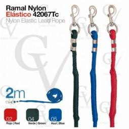 RAMAL NYLON ELASTICO 2M