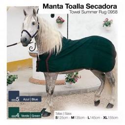 MANTA TOALLA SECADORA