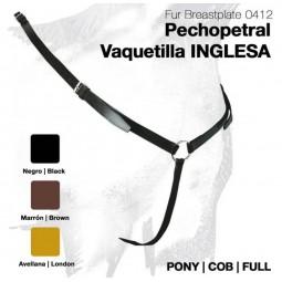 PECHOPETRAL VAQUETILLA INGLESA