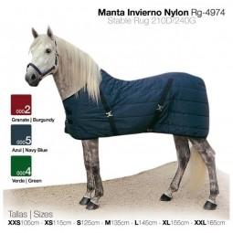 MANTA INVIERNO NYLON RG-4974