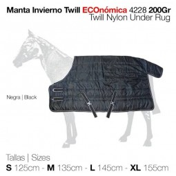 MANTA INVIERNO TWILL ECO...