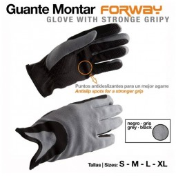 GUANTE MONTAR FORWAY Z73