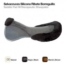 SALVACRUCES SILICONA RIBETE...