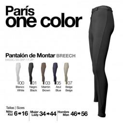 PANTALON PARIS ONE COLOR