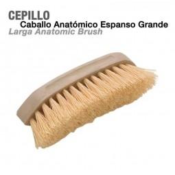 CEPILLO CABALLO ANATOMICO...